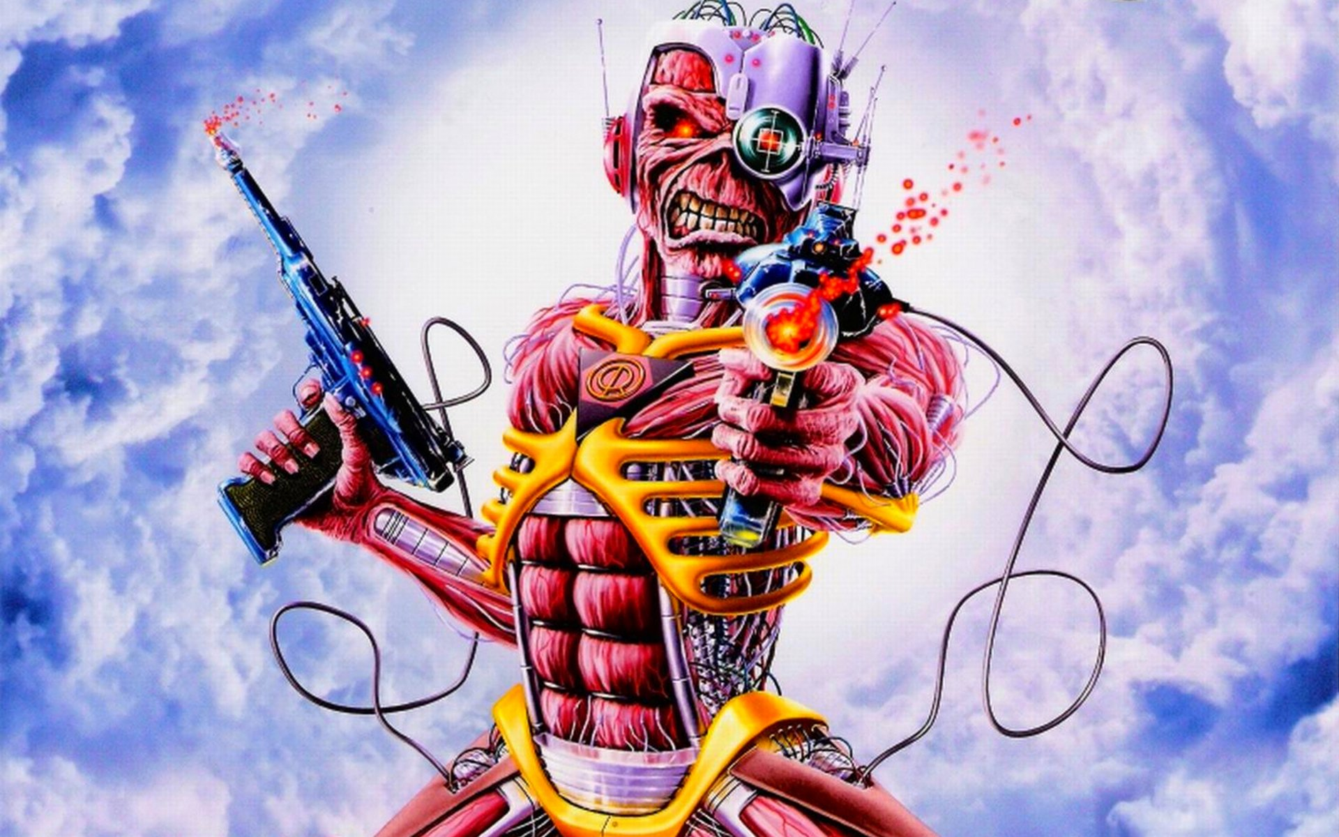 282 Iron Maiden HD Wallpapers Background Images 1920x1200