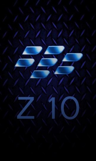 BB blue diamond plate Z10 CrackBerrycom 325x542