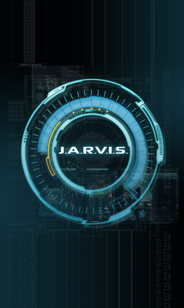 Iron Man Jarvis Wallpaper 648x1080