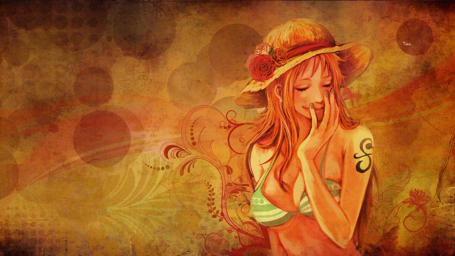 50 One Piece Nami Wallpaper On Wallpapersafari