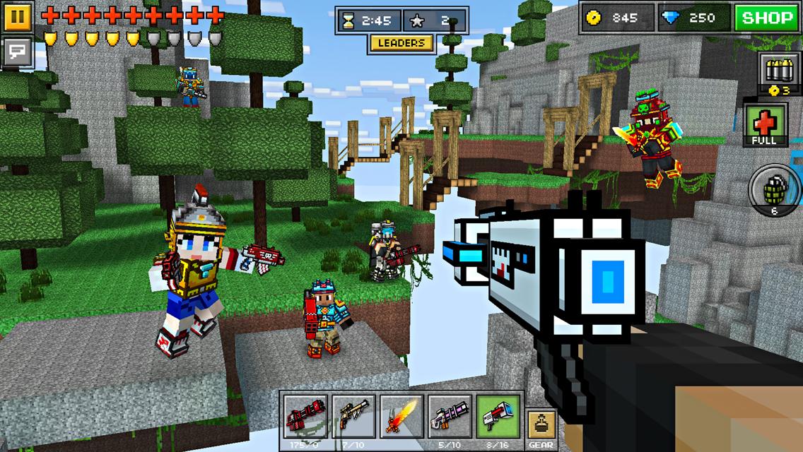 Pixel Gun 3D   screenshot 1136x640