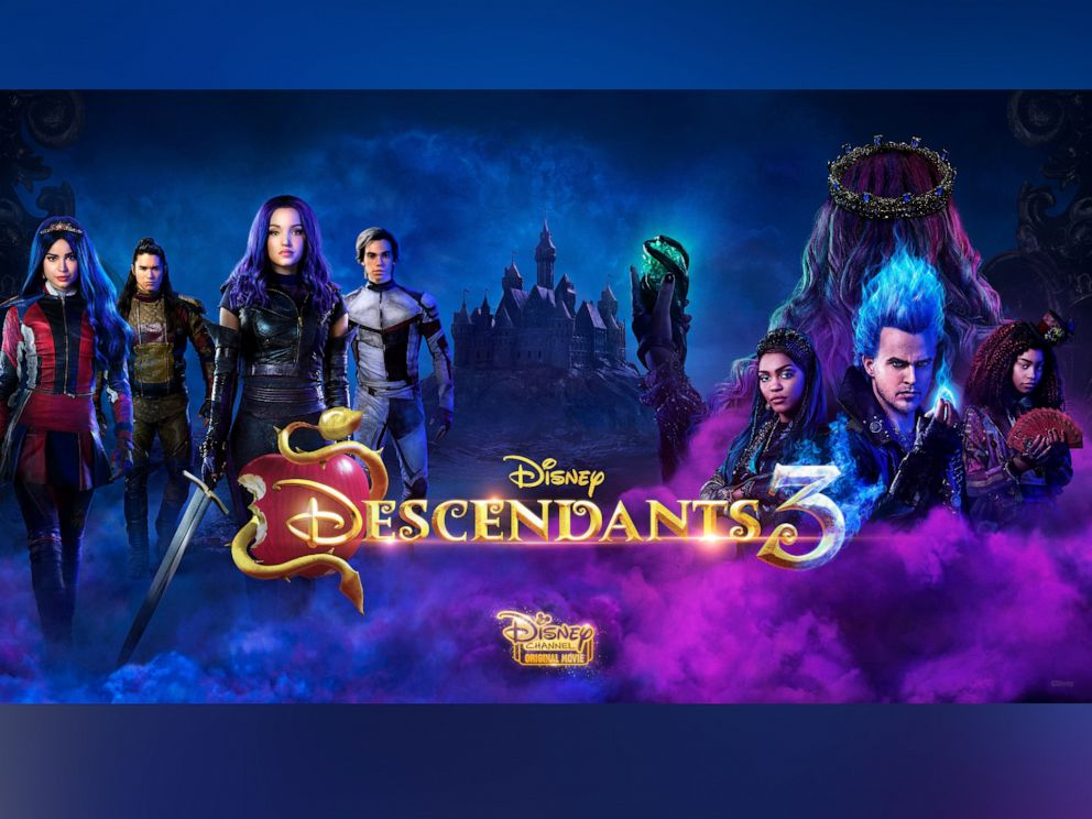Exclusive 1st look at the Descendants 3 trailer   ABC News 992x744