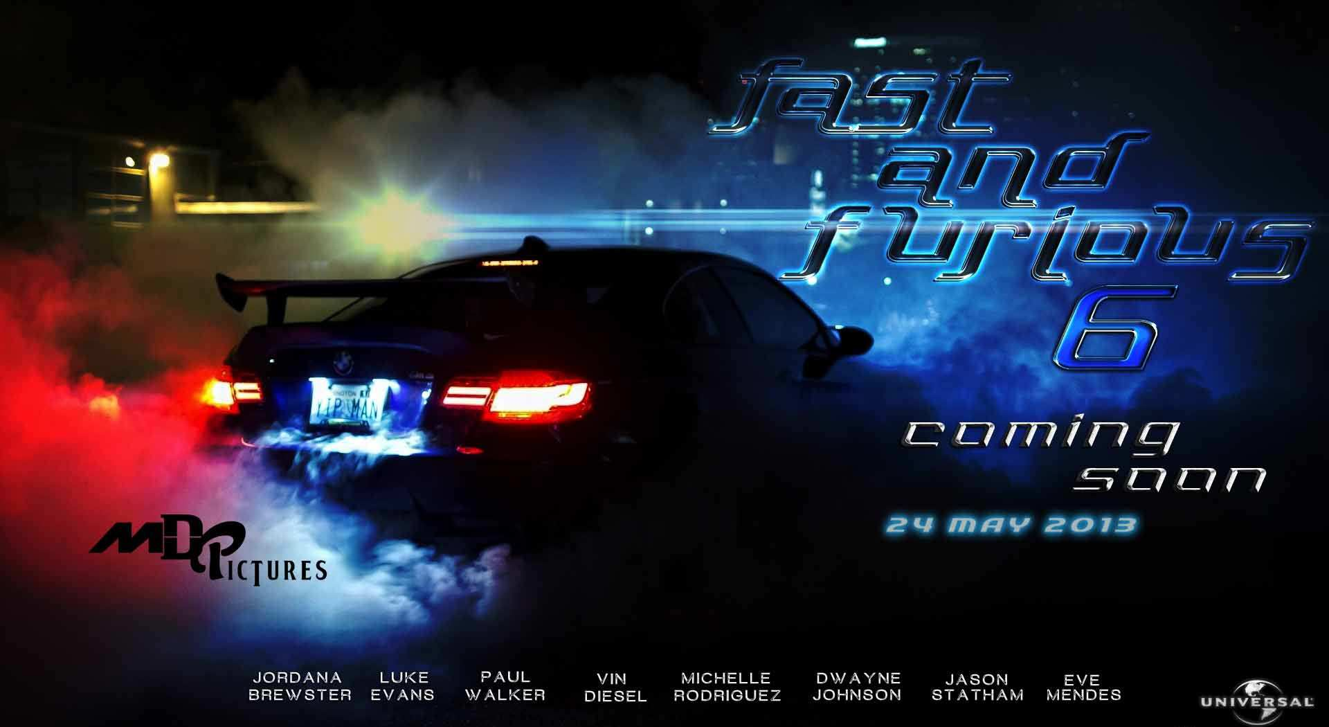 Free Download Fast And Furious 6 Wallpapers Desktop