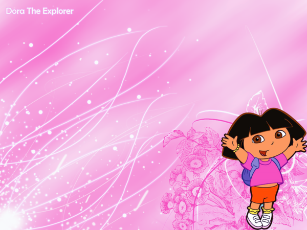 Dora The Explorer Wallpaper Pictures to Pin 600x450