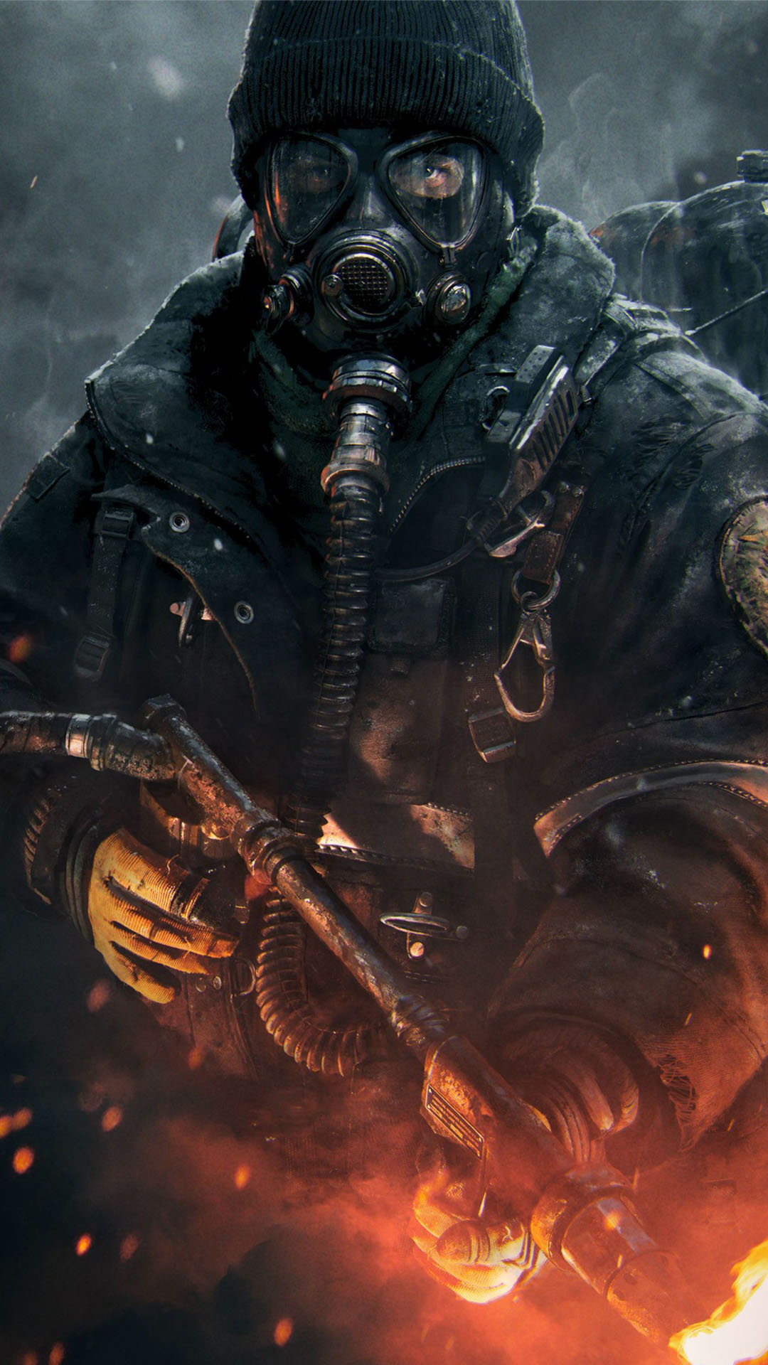 Tom Clancys The Division iPhone 6 6 Plus and iPhone 54 Wallpapers 1080x1920