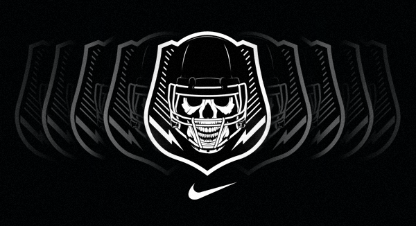 An error occurred Nike American Football Wallpaper Hd 600x326