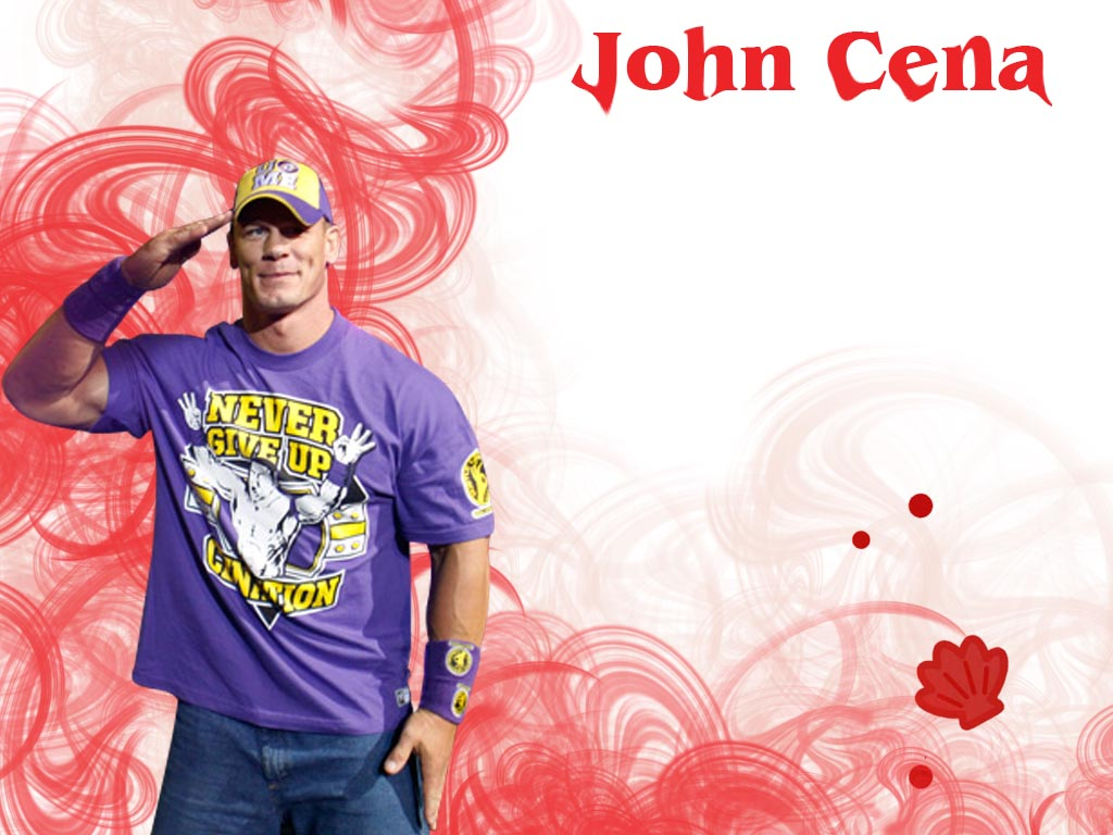 ALL SPORTS PLAYERS Wwe John Cena New HD Wallpapers 2013 1024x768