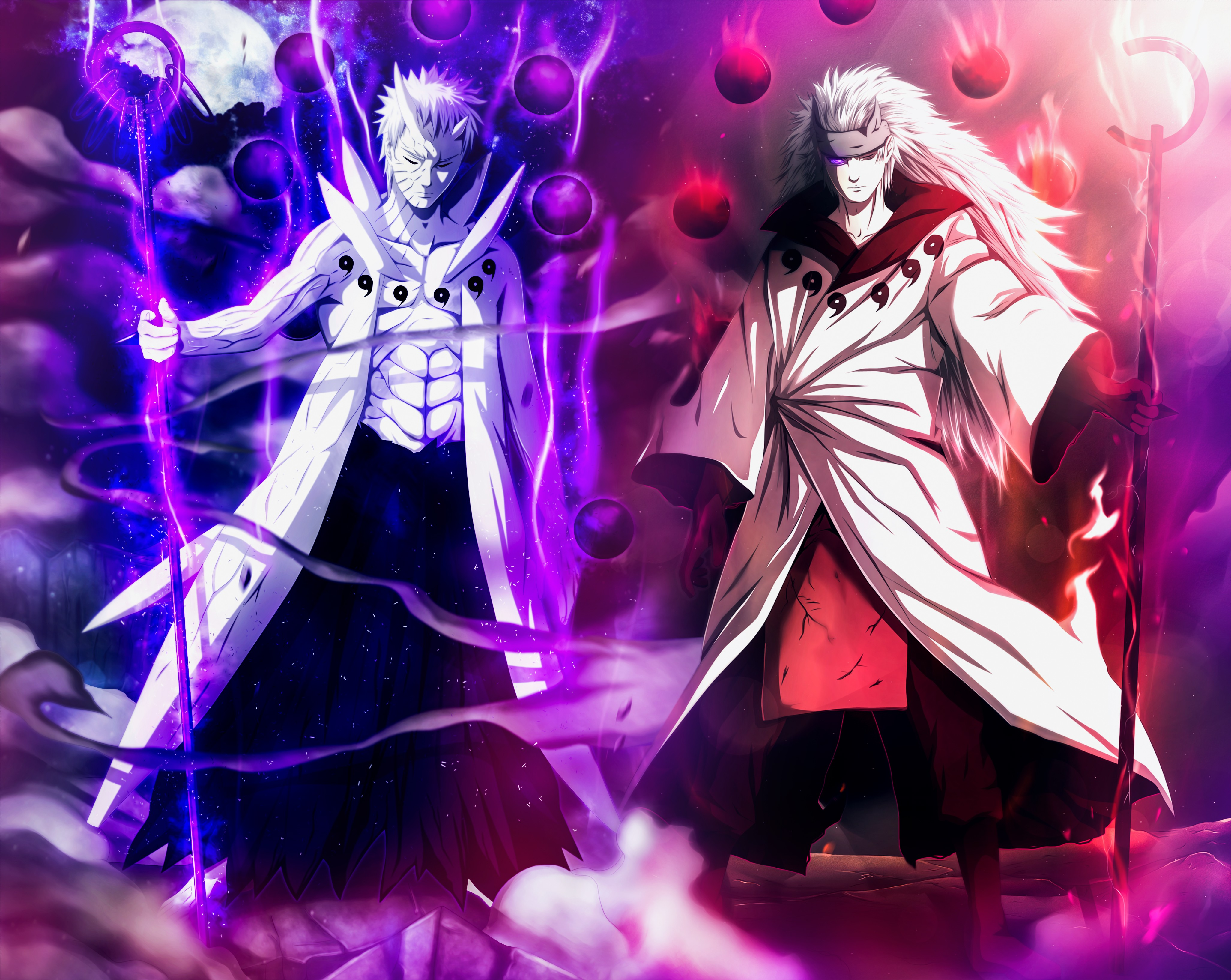 267 Obito Uchiha HD Wallpapers Background Images 4105x3268