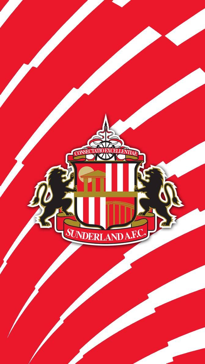 Sunderland Premier League 1617 iPhone Wallpaper by MitchellCook 671x1191