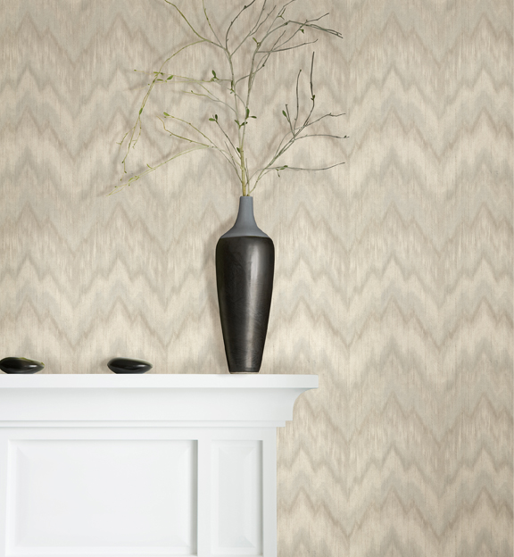 Brocade Flame Stitch Wallpaper coming soon from Brewster Home Fashions 576x624