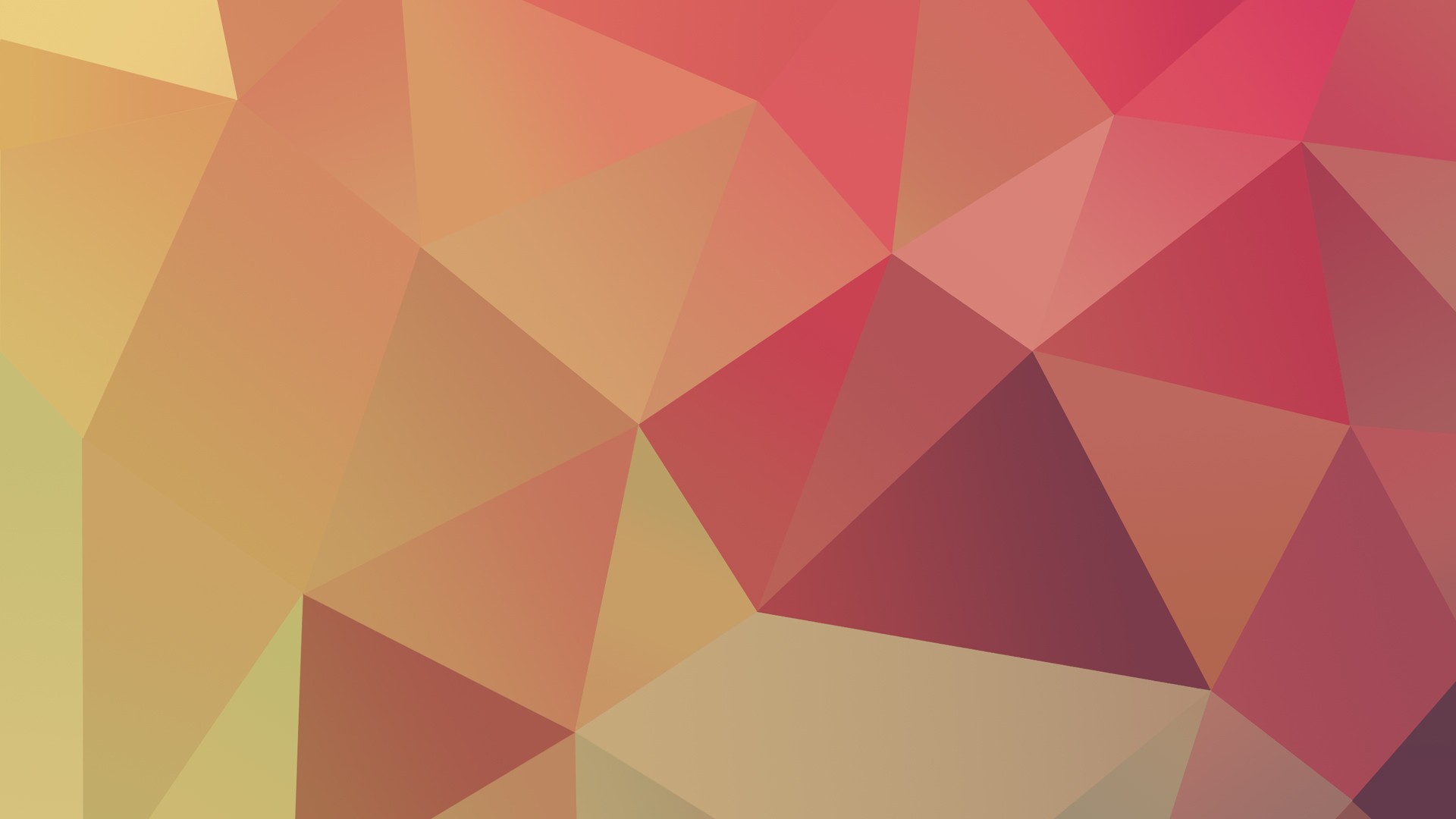 Free Colorful Geometric Wallpaper: Geometric Desktop Wallpaper
