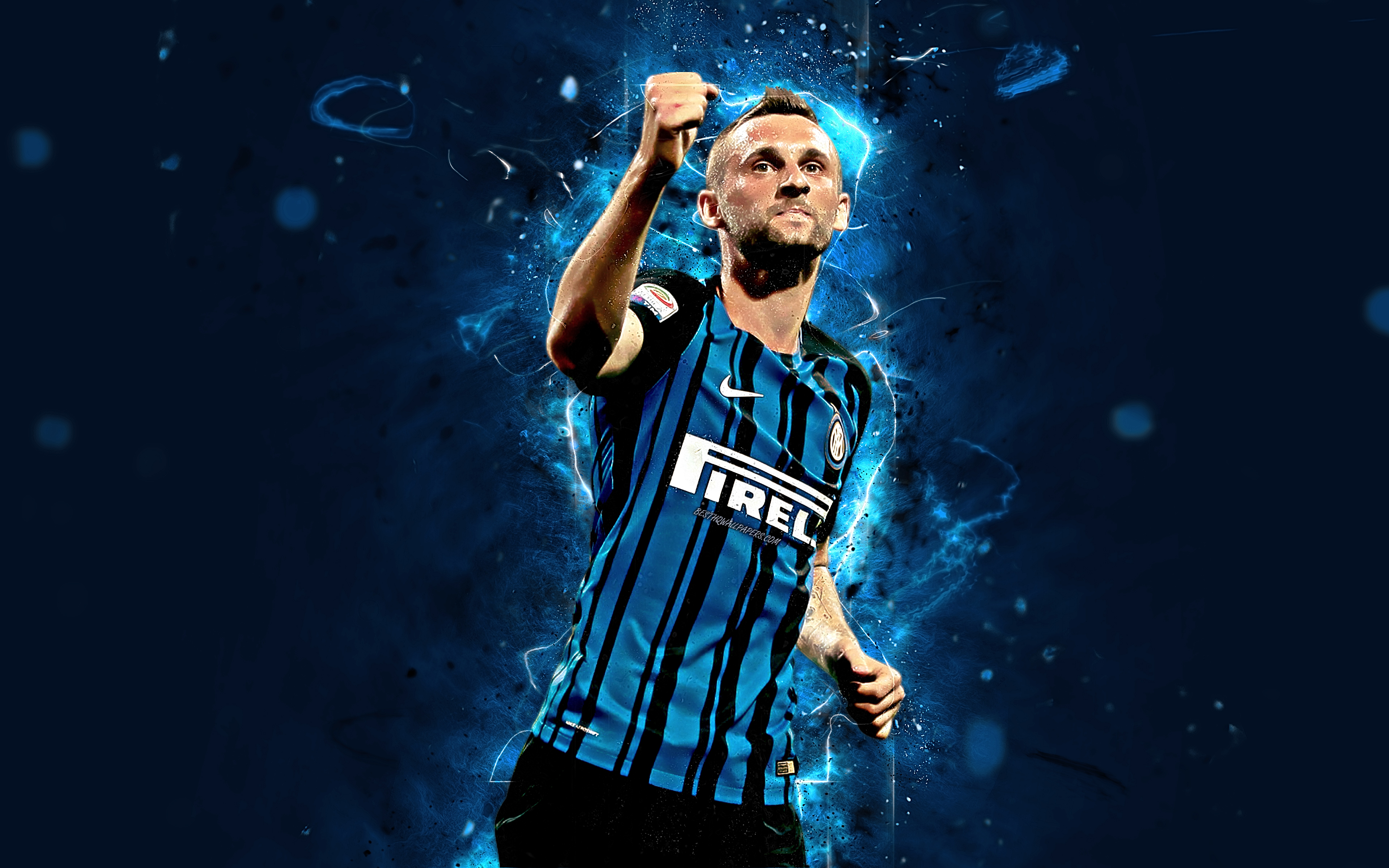 Download wallpapers Marcelo Brozovic 4k abstract art 3840x2400