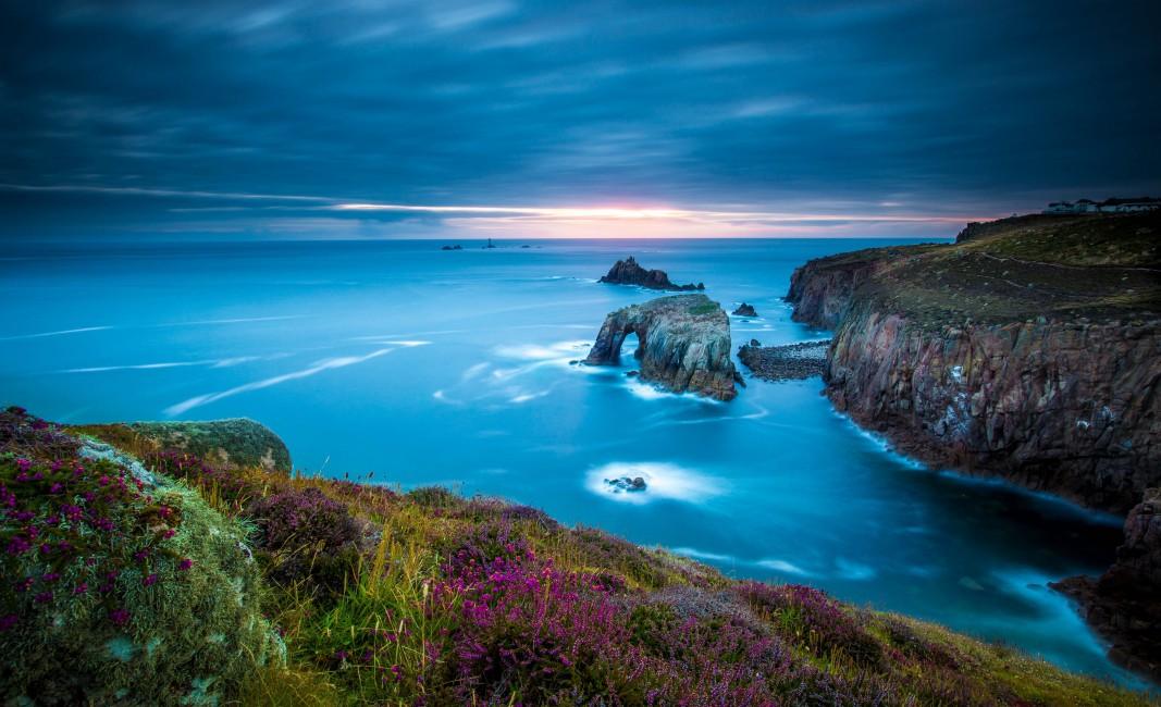 Cornwall England Celtic Sea   Stock Photos Images HD 1067x650