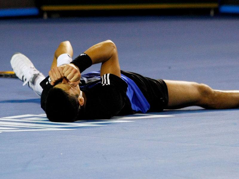 TENNIS PLAYERS WALLPAPERS Novak Djokovic Wallpapers 800x600