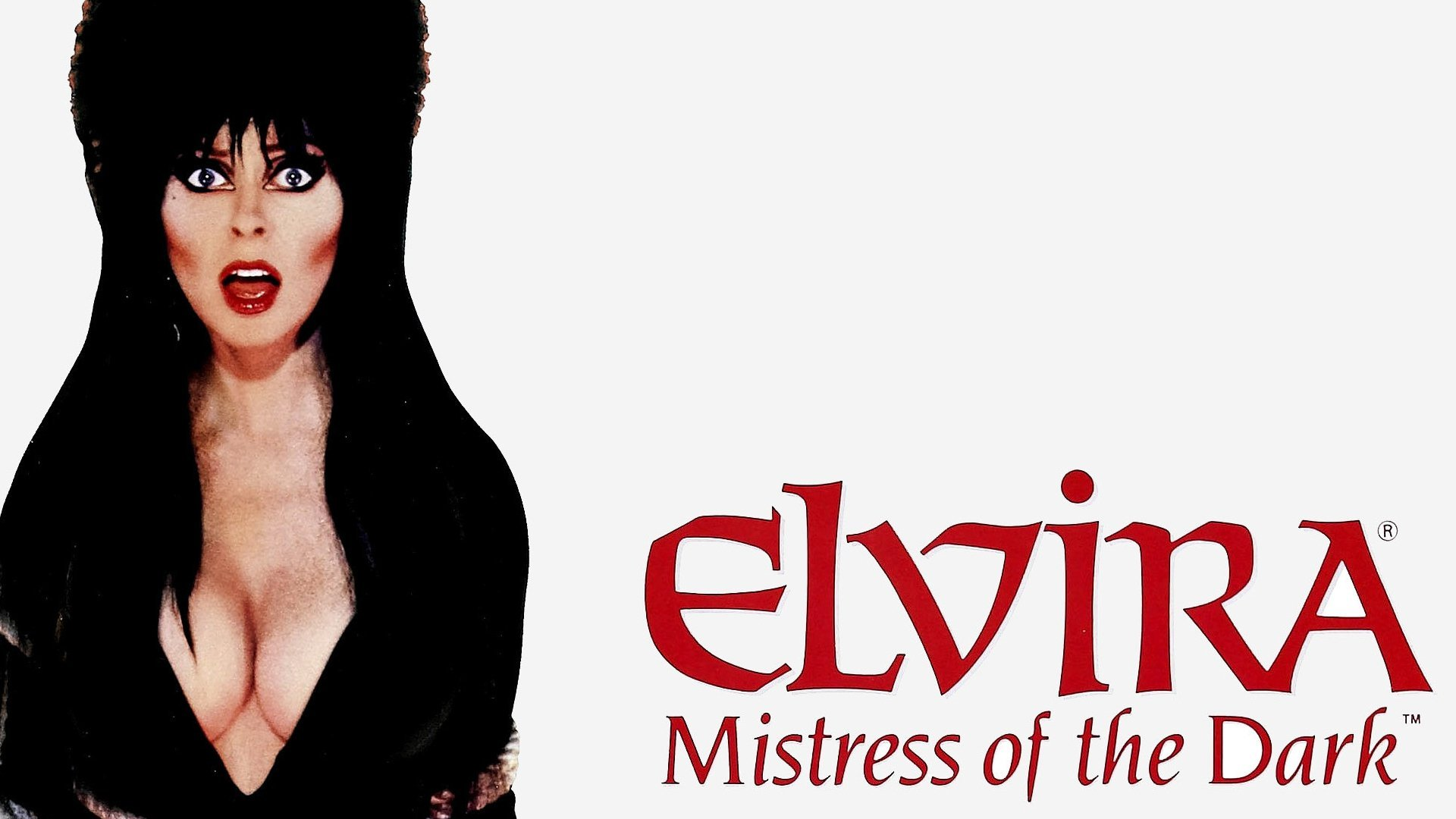 Elvira Mistress of the Dark posters wallpapers trailers Prime 1920x1080