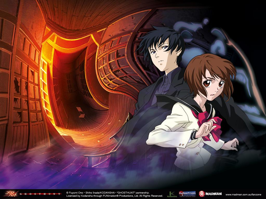 Ghost Hunt   Inada Shiho   Wallpaper 391587   Zerochan Anime 1024x768