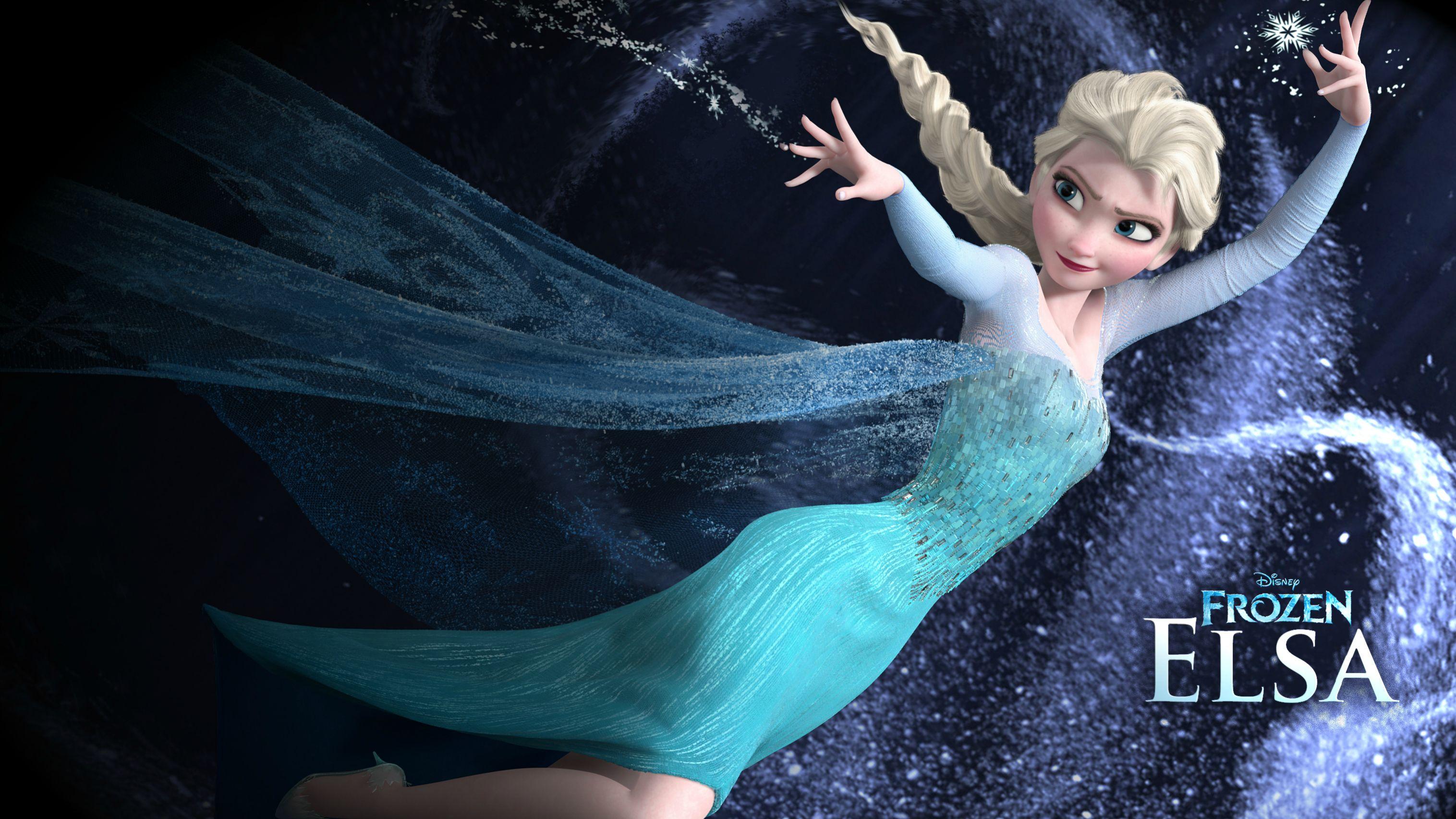Elsa In Frozen Wallpapers Best Wallpapers FanDownload 3032x1705