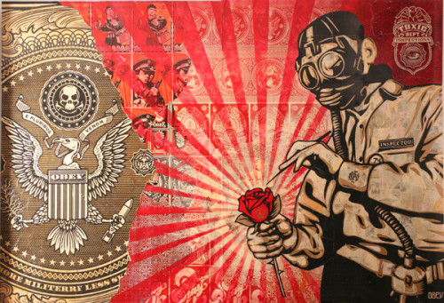 Shepard Fairey   Obey Giant   Creative Tempest 500x341