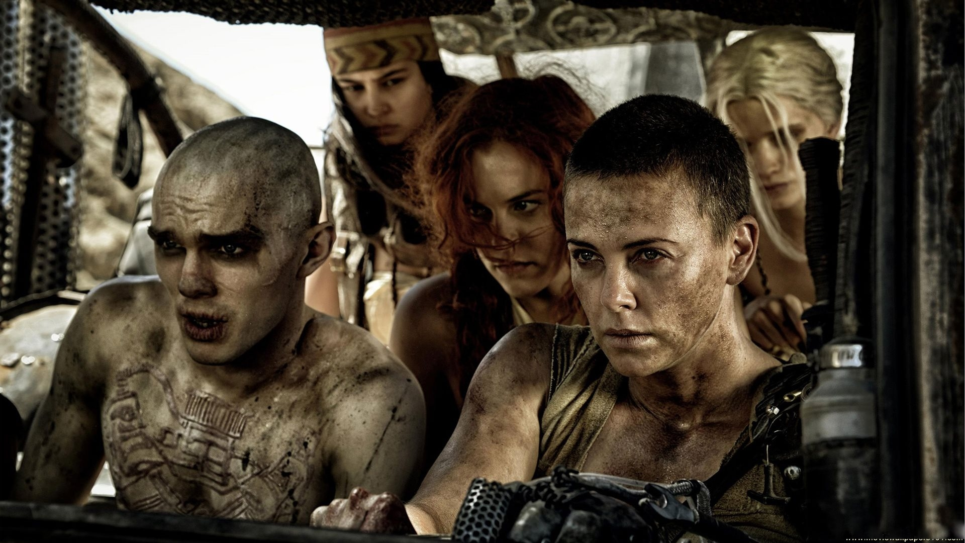 Mad Max Fury Road Teaser 2015 HD Wallpaper   Stylish HD Wallpapers 1920x1080