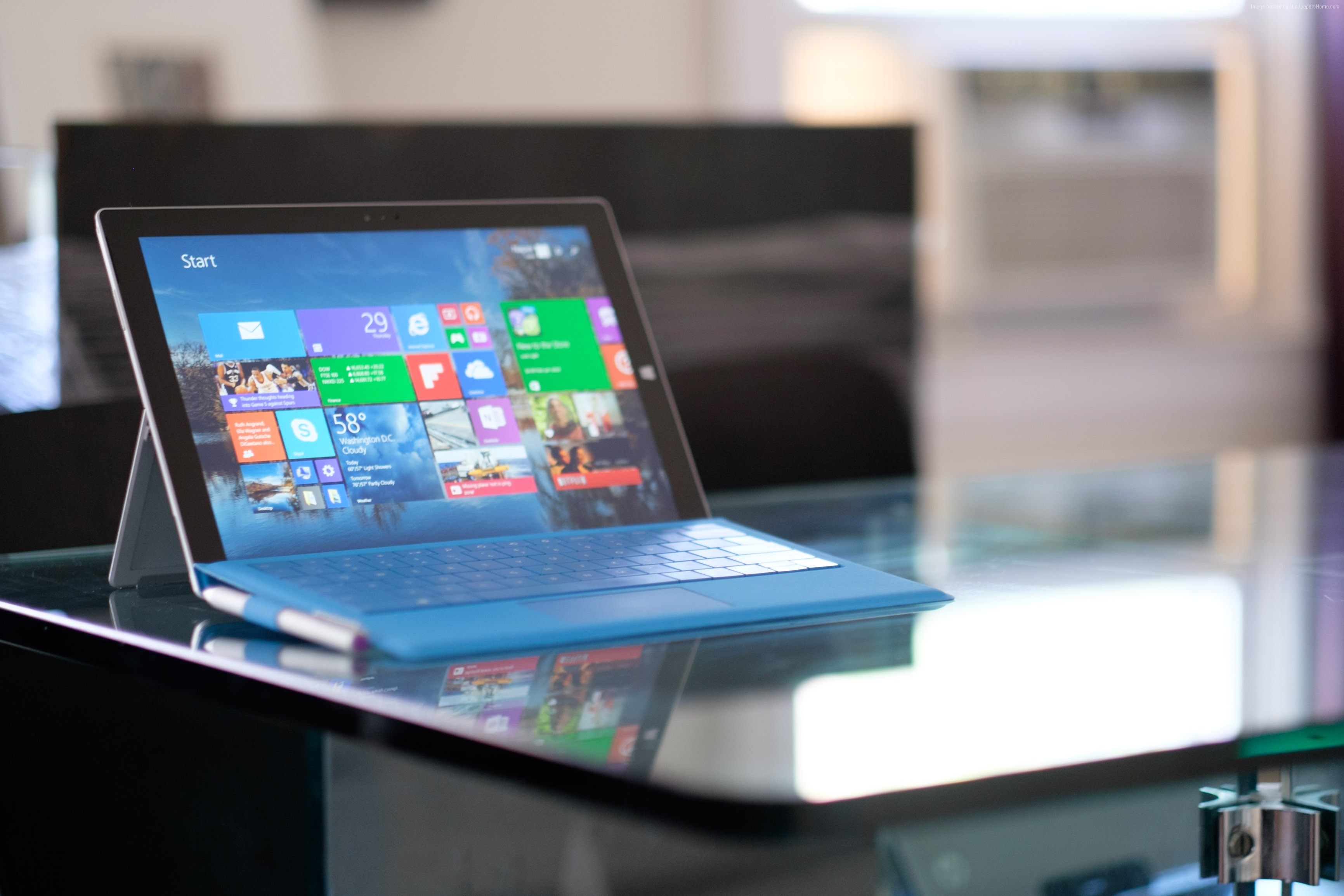 Surface Pro 4 Wallpaper, Hi-Tech / Tablets: Microsoft Surface Pro 4 ...