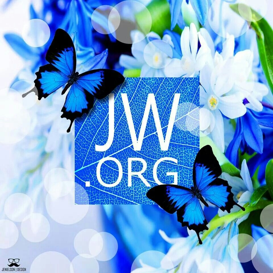 jw org logo blue Quotes 960x960