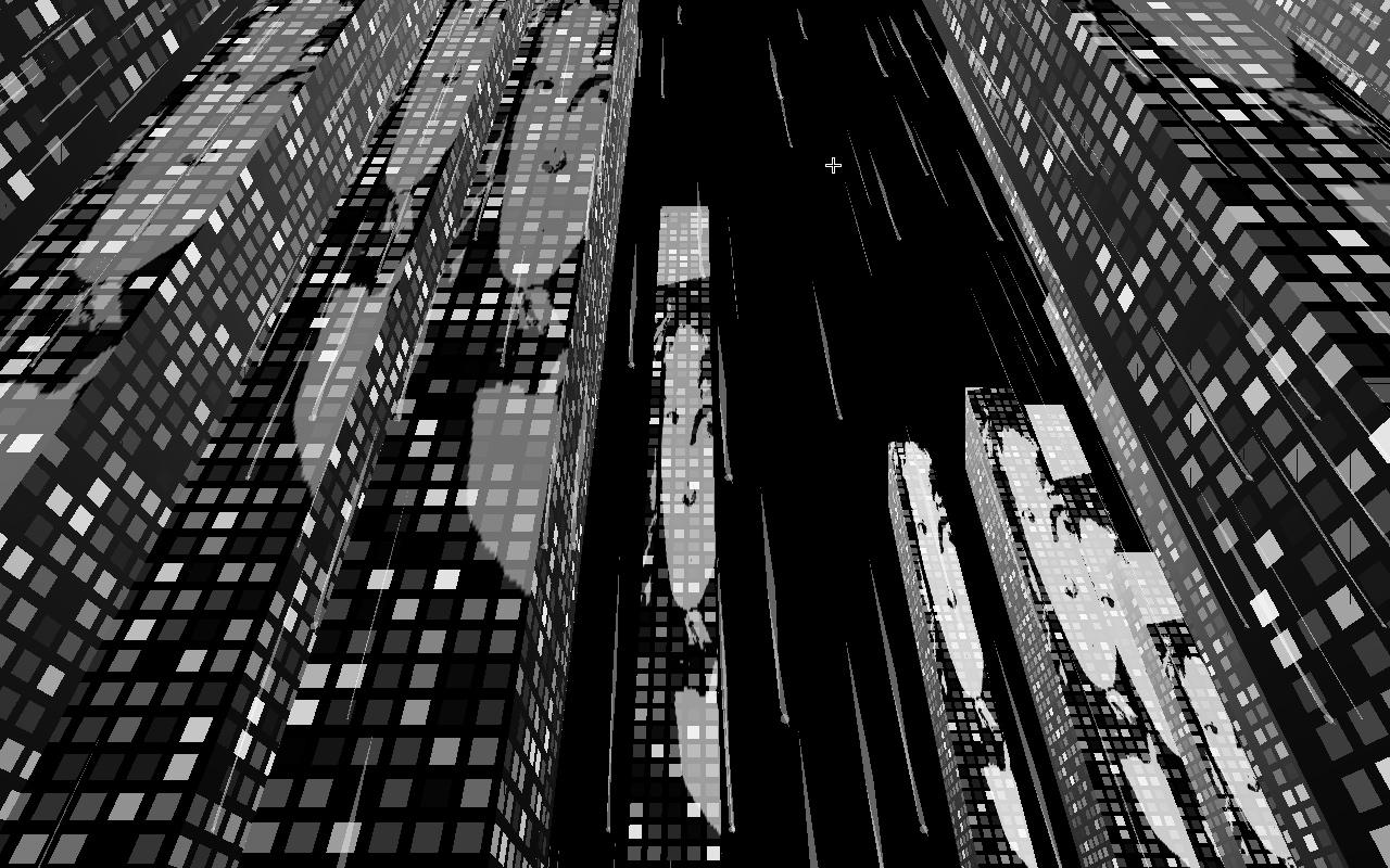 Dynamic City Backgrounds Desktop Image 1280x800
