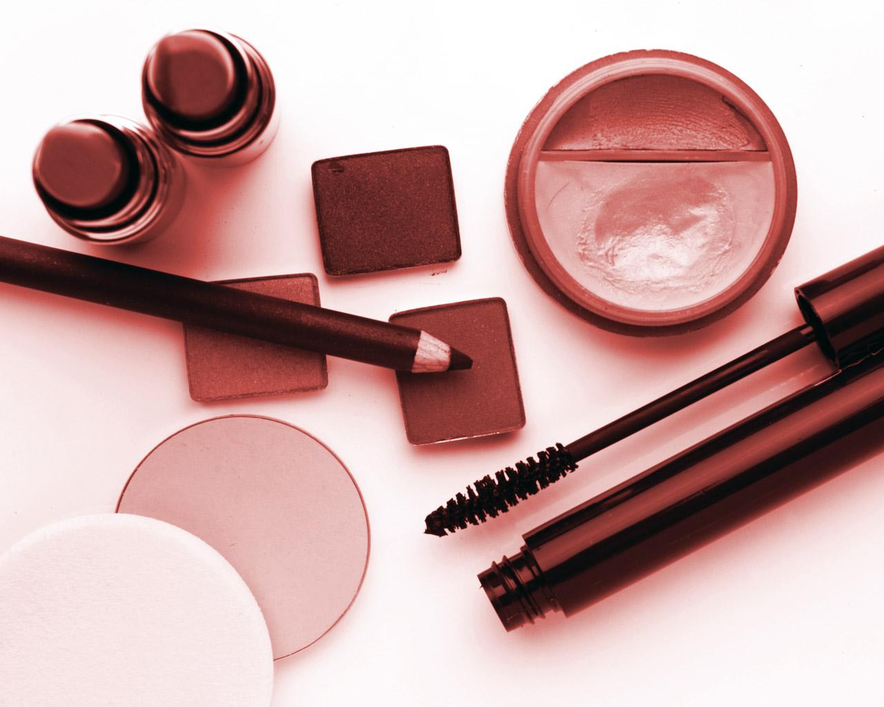 Cosmetics Wallpaper Desktop Background