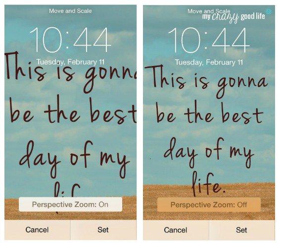 28 Iphone Perspective Zoom Wallpaper On Wallpapersafari