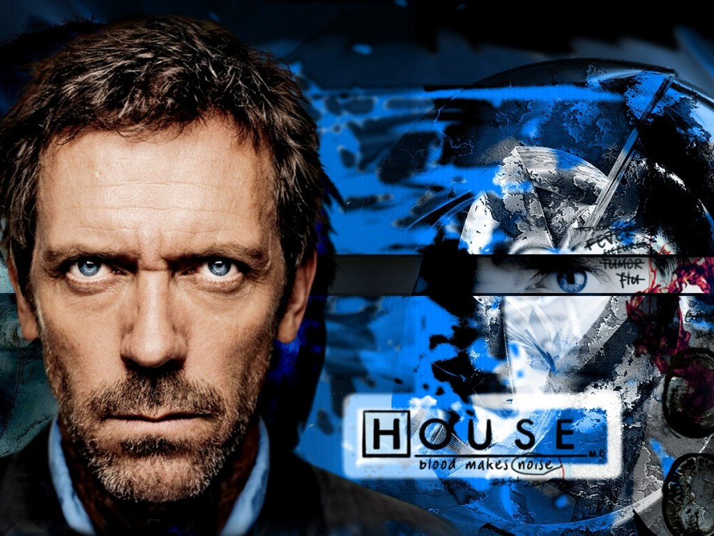 wallpapers of Dr House You are downloading Dr House wallpaper 9 1024x768
