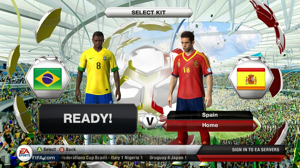 FIFA Road To World Cup 2014 Patch Hatims Blogger The 1000x563