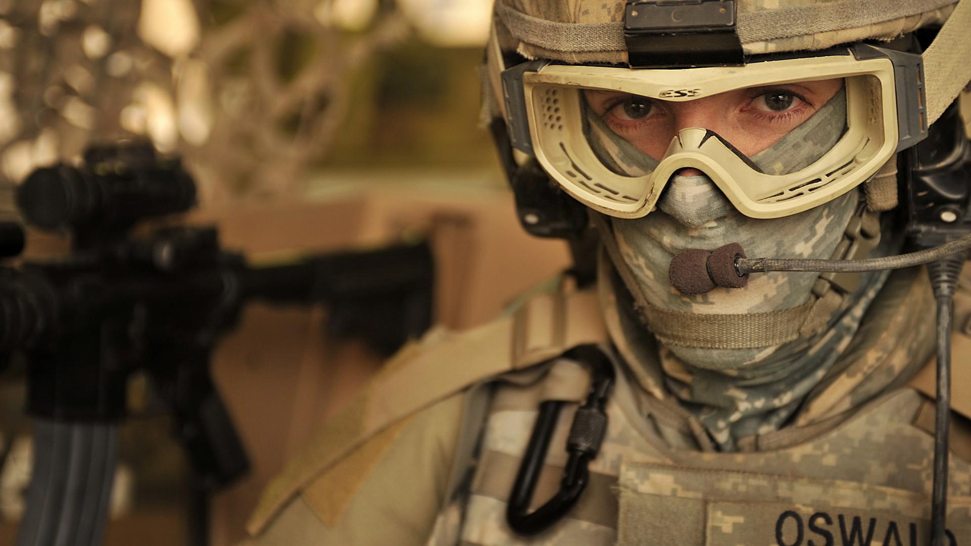 Am An American Soldier Wallpaper 1920x1080