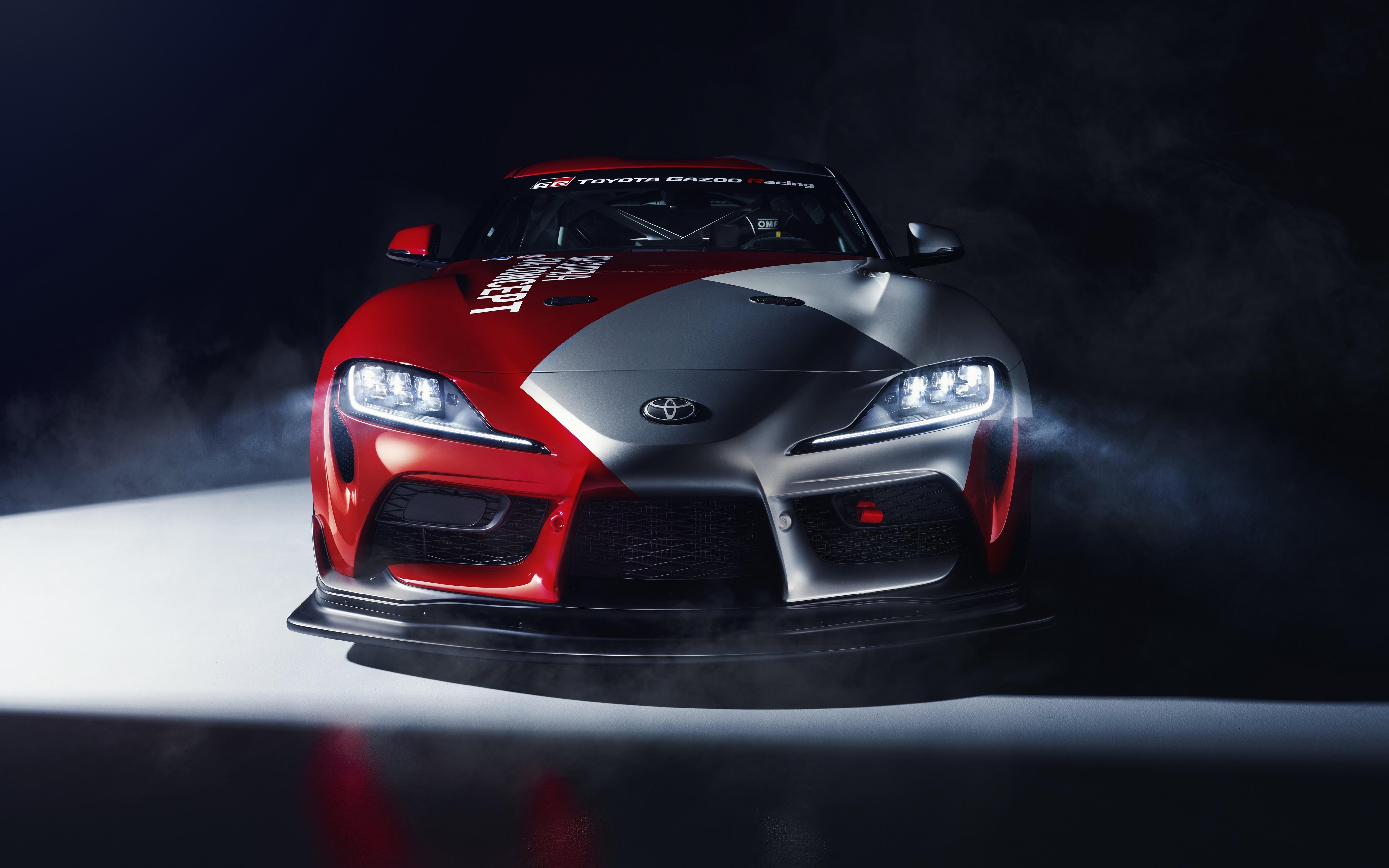 Download 5616x3510 Toyota Gr Supra Gt4 Racing Cars Concept 5616x3510