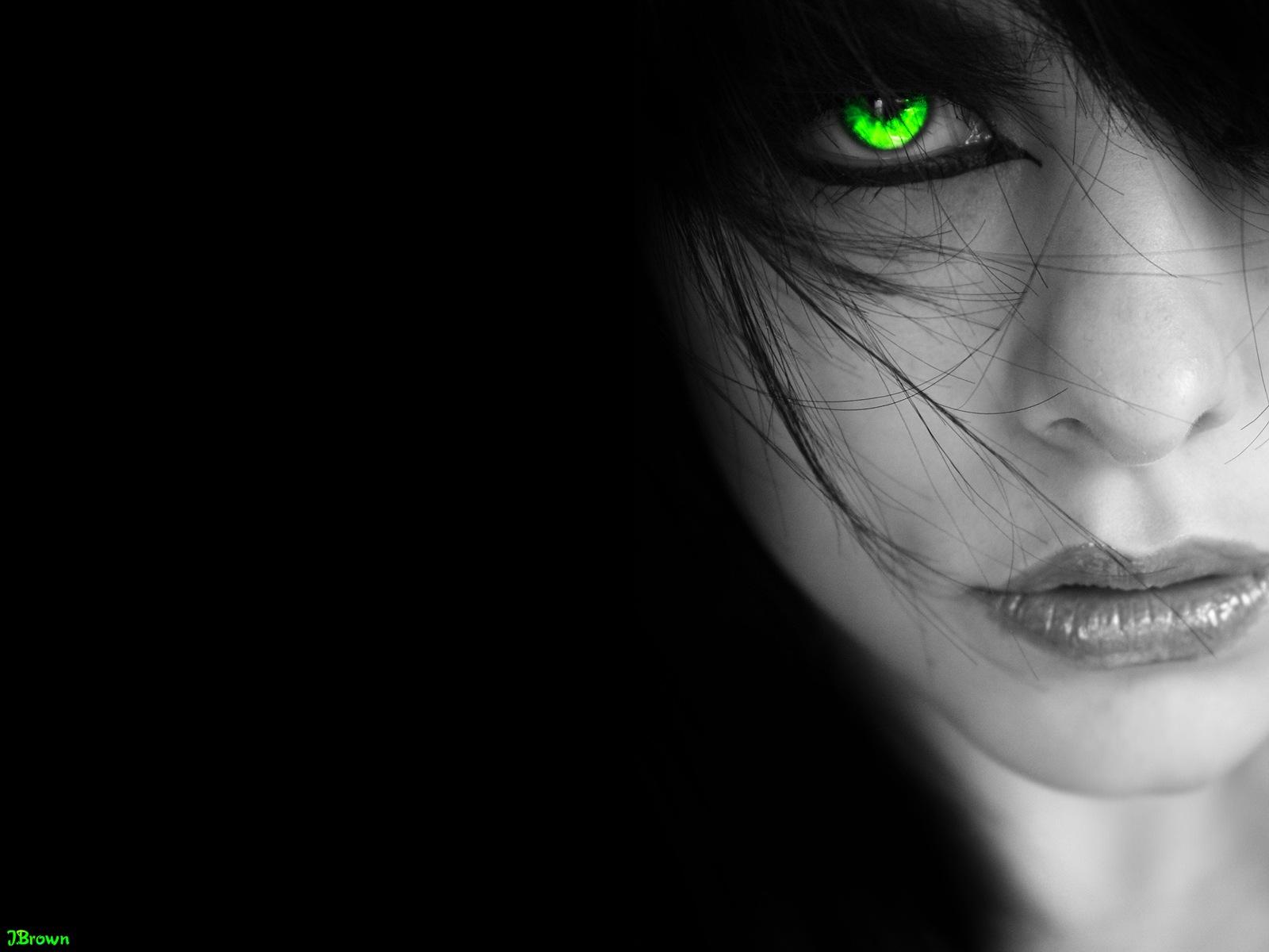Download Green Eyes Wallpaper 1600x1200 Wallpoper 424809 1600x1200