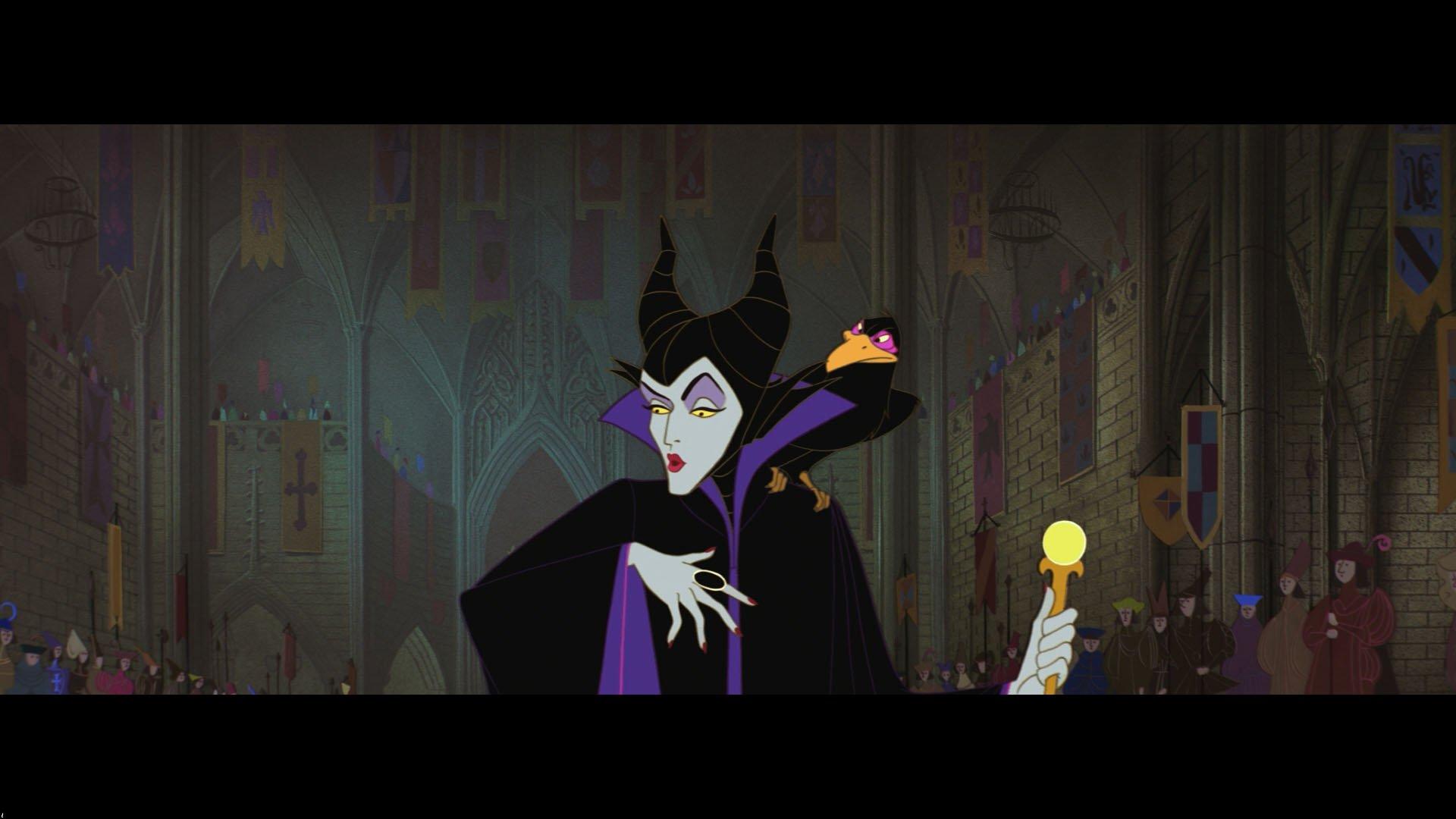 Disney Company Sleeping Beauty Maleficent wallpaper background 1920x1080