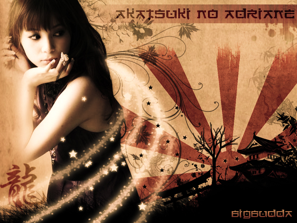 asian style wallpaper by bigbudda 600x450