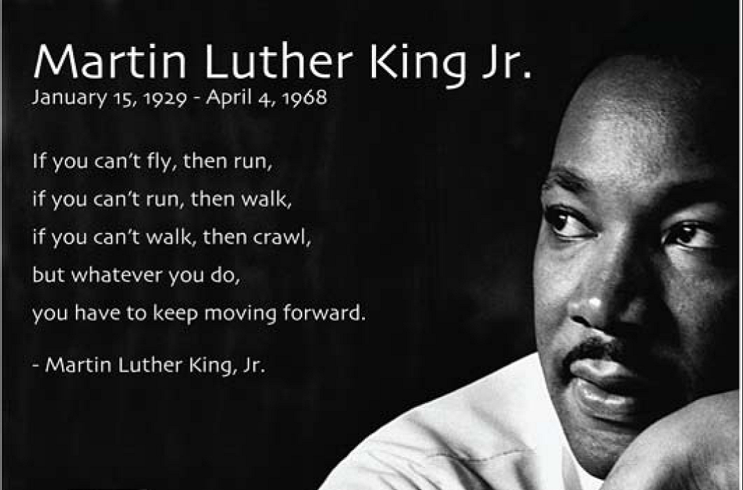 Download Martin Luther King day motivational Pictures with 1079x712