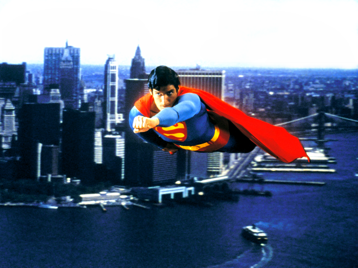 Superman 1978 Review Tims Film Reviews 1152x864