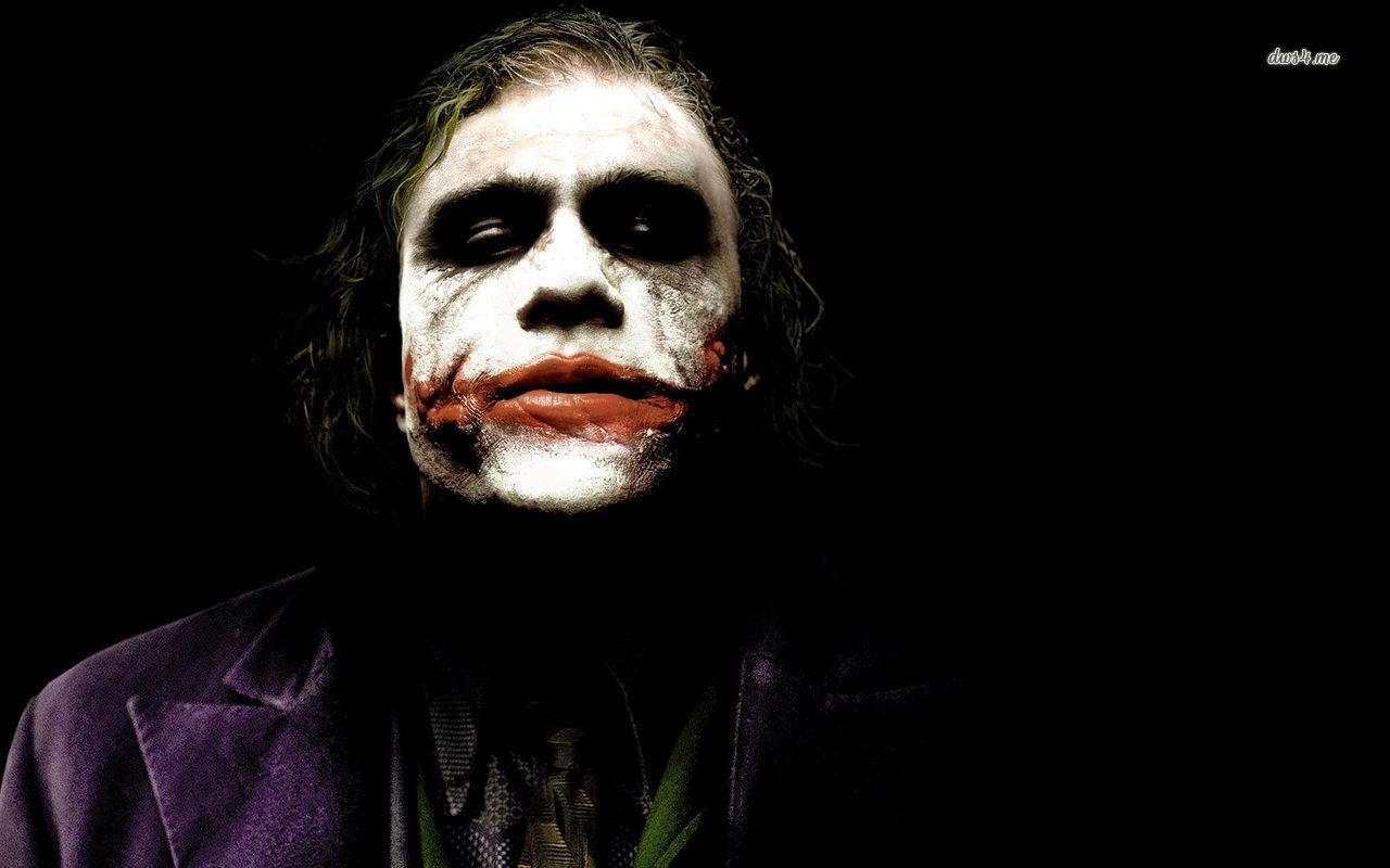 The Dark Knight   Joker wallpaper   Movie wallpapers   6184 1280x800