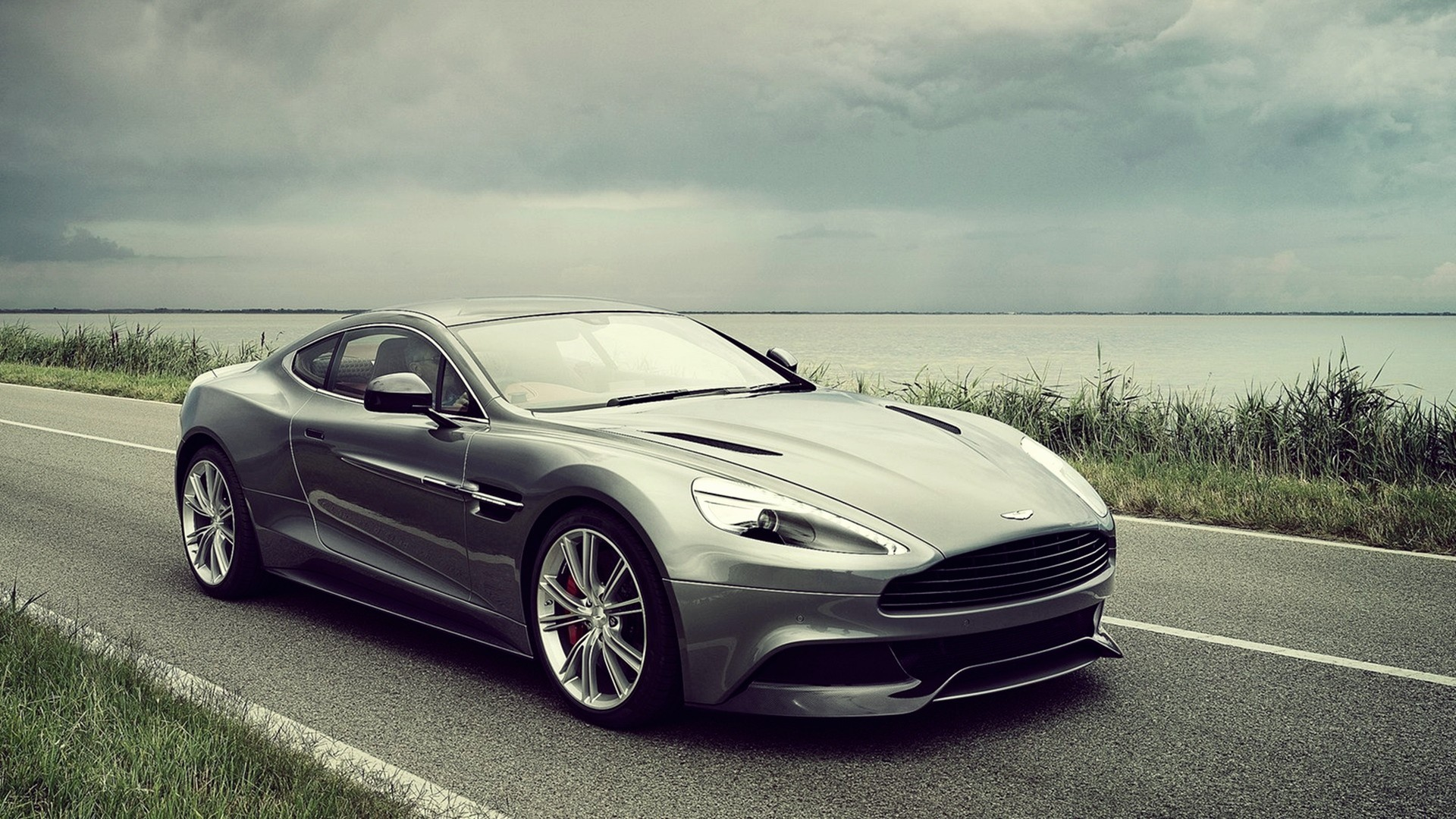 Aston Martin Vanquish Wallpapers HD Desktop and Mobile Backgrounds 1920x1080