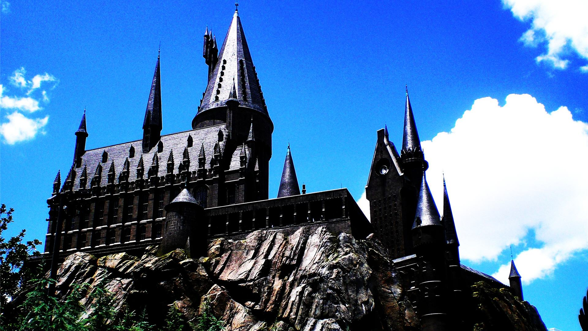 Hogwarts Castle Wallpapers 1920x1080
