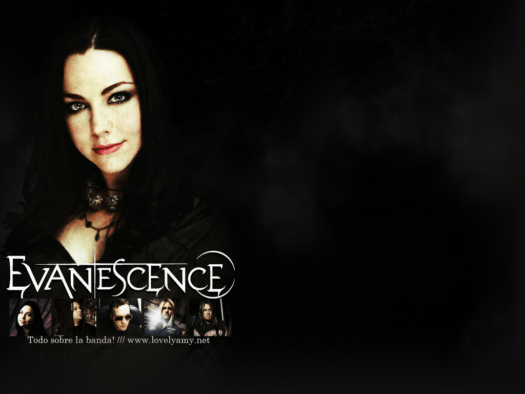evanescence wallpapers Gallery 1024x768