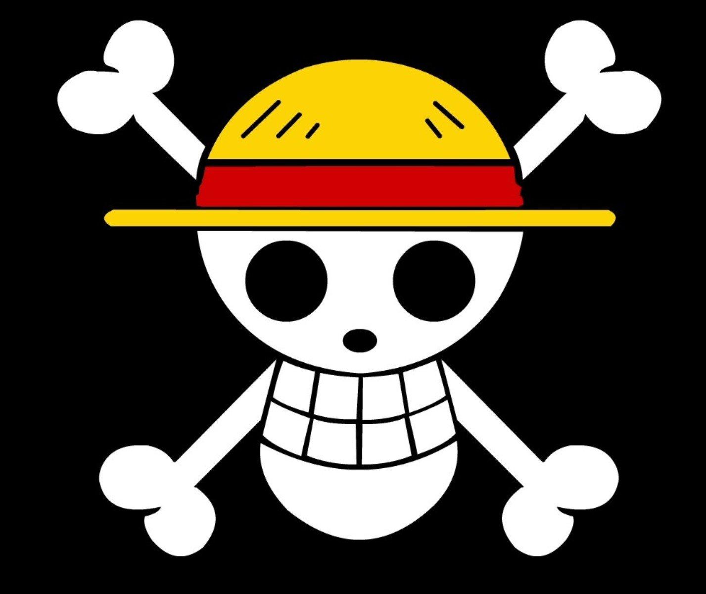 One Piece Logo Pirate Wallpaper Download Anime One Piece Logo 1427x1200