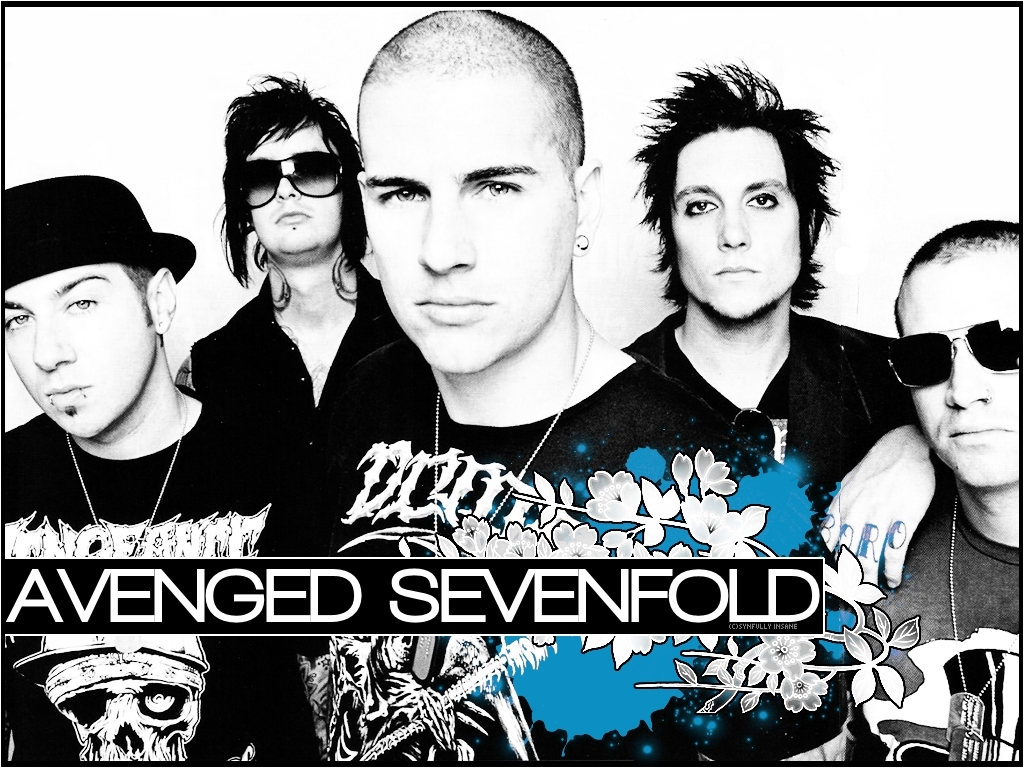M Shadows images A7X HD wallpaper and background photos 1024x768
