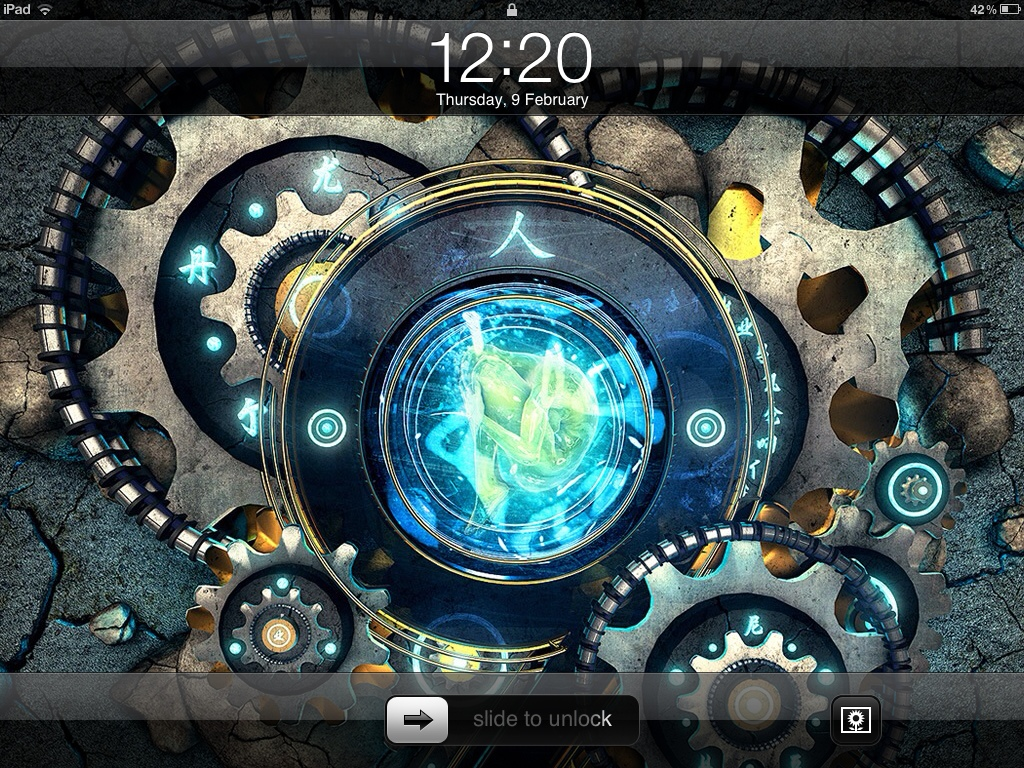 Steampunk Gears Iphone Wallpaper Jeff huang wallpaper 1024x768