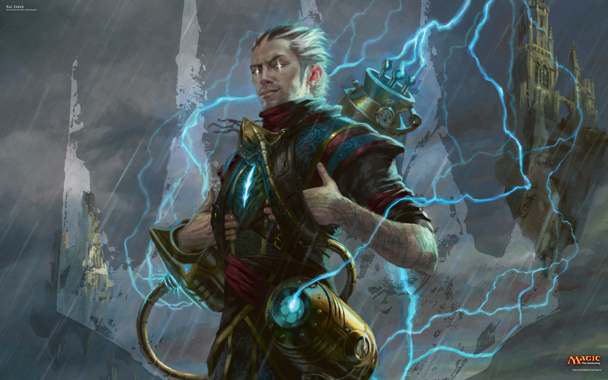 Free Download Magic The Gathering Wallpaper Planeswalker Wallpaper