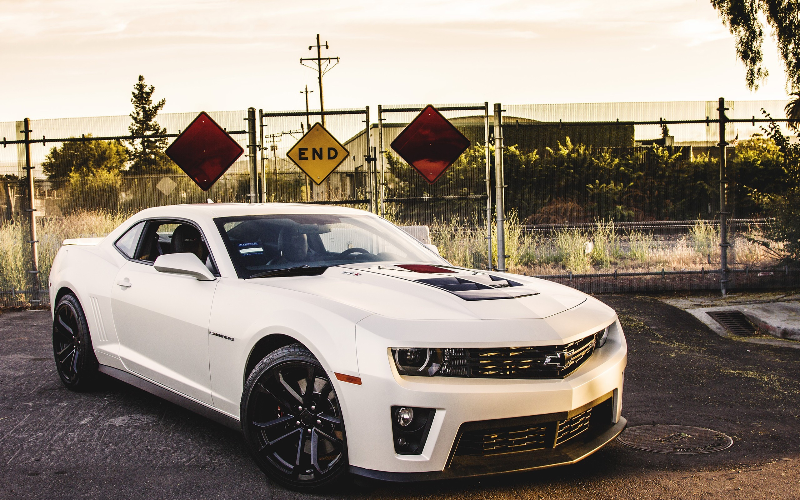 Chevrolet Camaro ZL1 wallpaper 28089 2560x1600