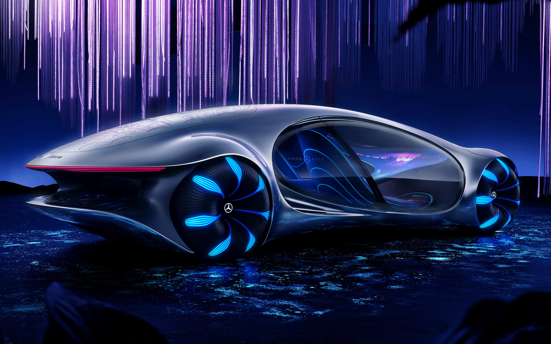 2020 Mercedes Benz Vision AVTR   Wallpapers and HD Images Car Pixel 1920x1200