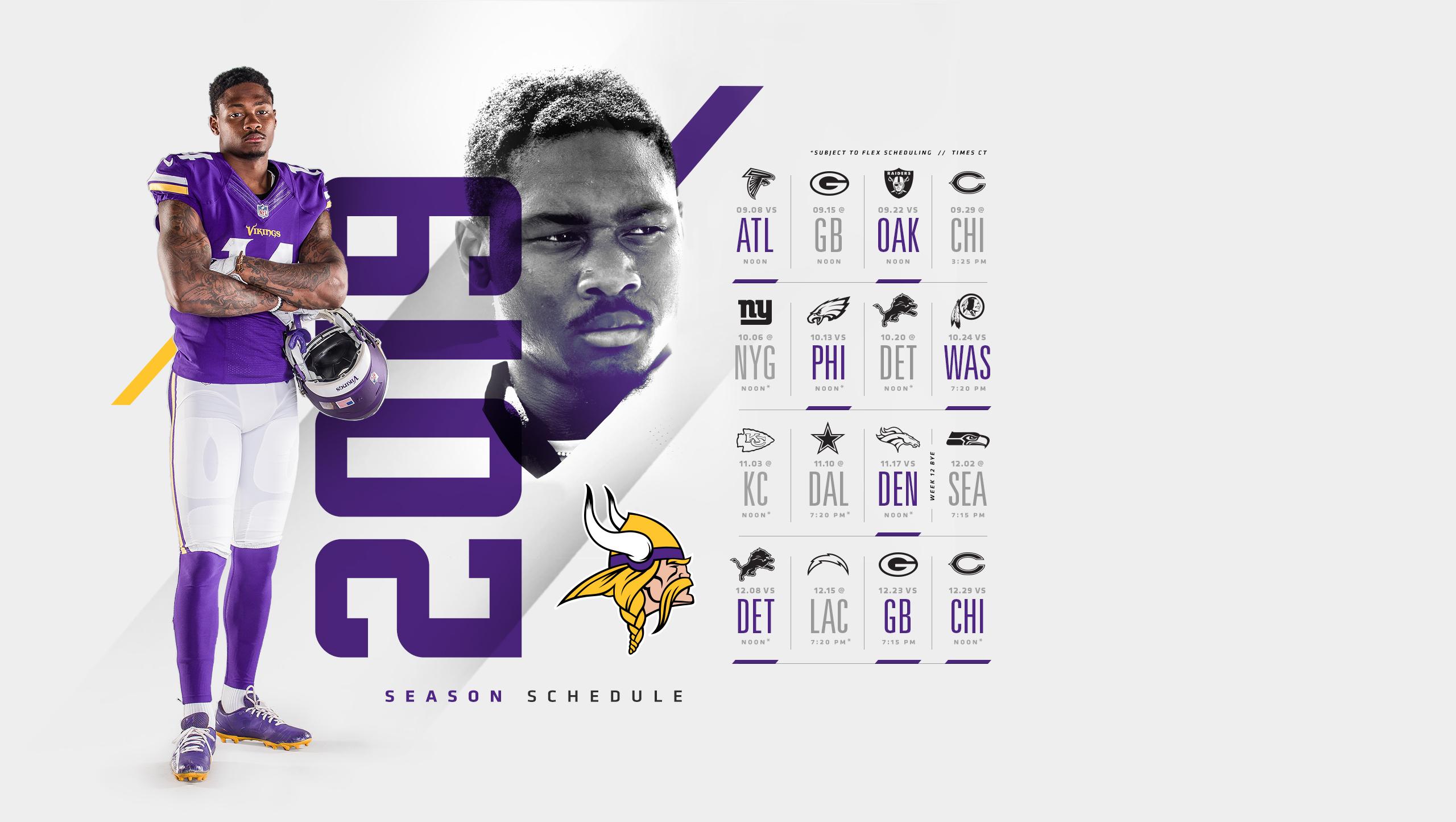 Desktop Wallpaper   Official website of the Minnesota Vikings 2560x1445