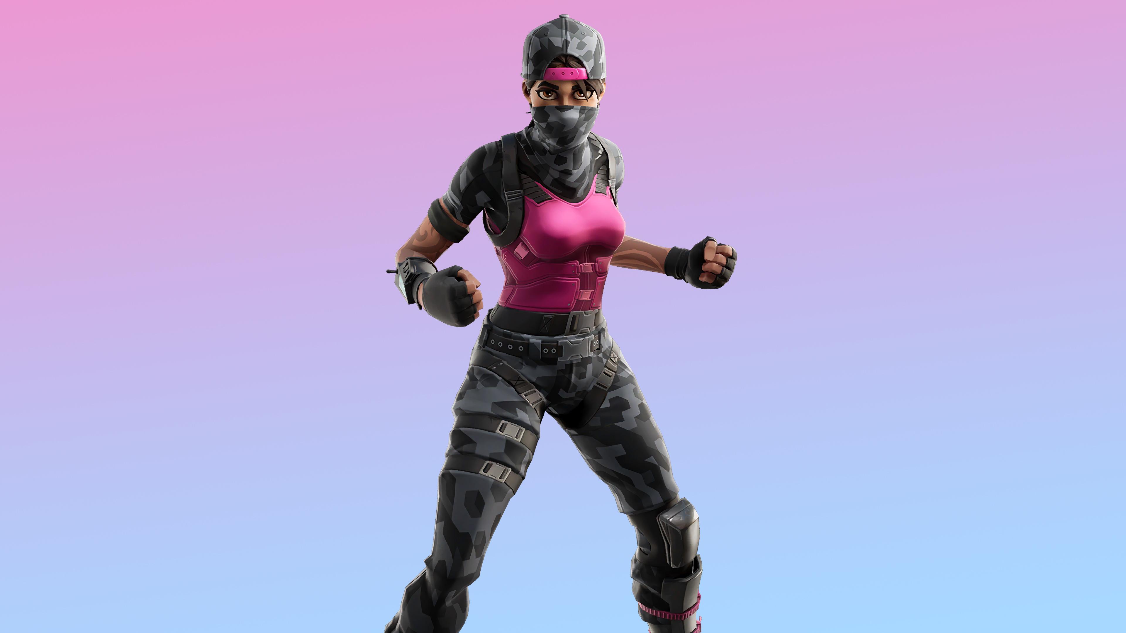 Recon Ranger Fortnite 4K Wallpaper 3500 3840x2160