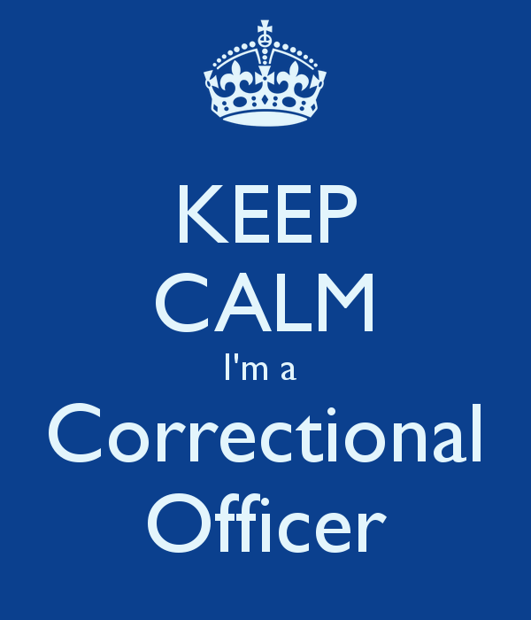 Correctional Officer Wallpapers Im a correctional officer 600x700
